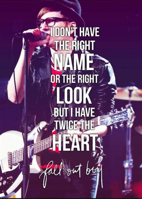fall out boy quotes fall out boy quotes sayings fall out boy picture quotes
