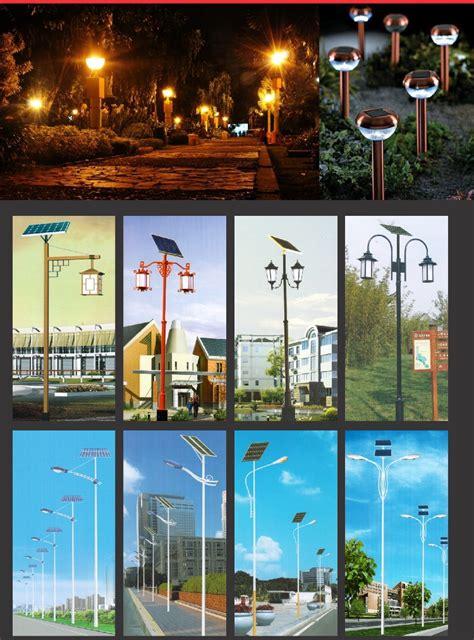 Lu Jalan Solar Cell lu penerangan jalan umum menggunakan solar system