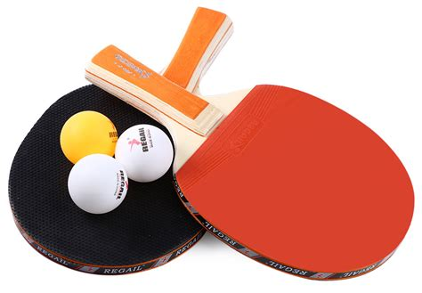 table tennis and ping pong regail a508 table tennis ping pong racket two handle