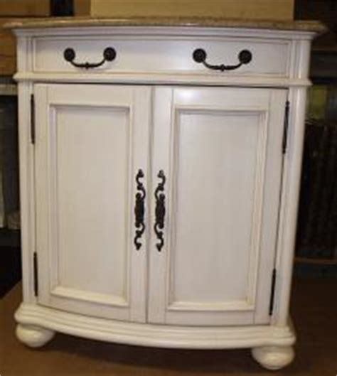 30 inch single sink furniture style bathroom vanity with