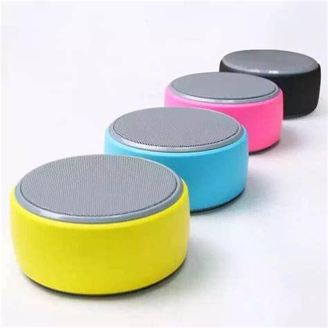 Wireless Speaker J 2026 Mini meilleure vente professionnel ronde mini haut parleur portable sans fil bluetooth meilleure