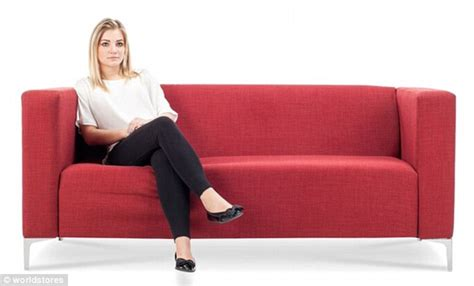 sitting in sofa what does your sofa sitting position say about your