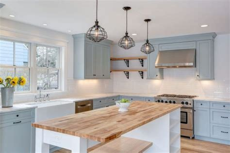 kitchen island reclaimed wood 2018 26 farmhouse kitchen ideas decor design pictures designing idea