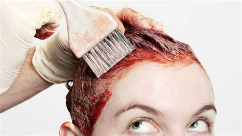 how to dye hair how to remove hair dye from skin