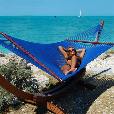 Caribbean Hammocks caribbean hammocks jumbo blue by the caribbean