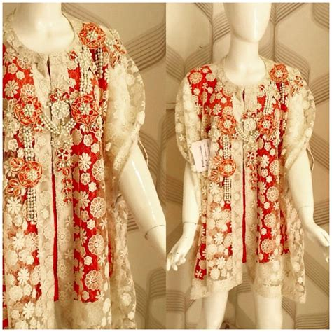Handmade Dresses - signature studio eid wear made shirts dresses 2015