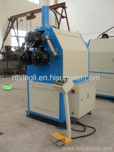 section bending machine hydraulic section bending machine angle roller from china