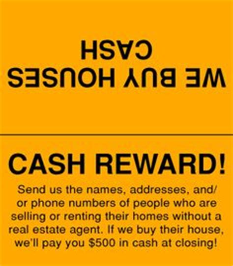 We Buy Houses Flyer Template 28 Images Real Estate Investor