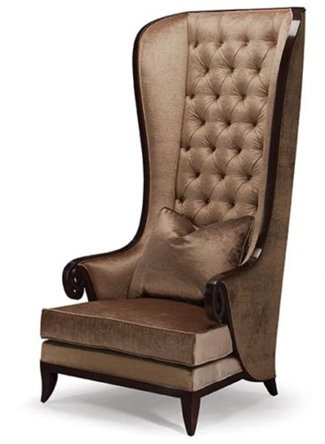 High Backed Throne Chair » Home Design 2017