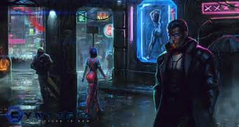 Star Wars Interior Design get a taster of cyntopia a new cyberpunk style board game