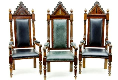Masonic Chairs For Sale by Freemasons