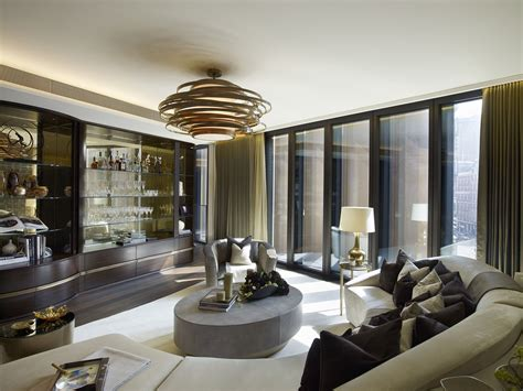 One Hyde Park Interior by Tp
