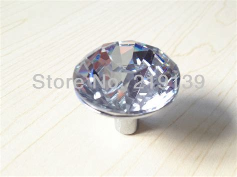 decorative kitchen cabinet knobs clear zinc kids glass crystal decorative kitchen drawer