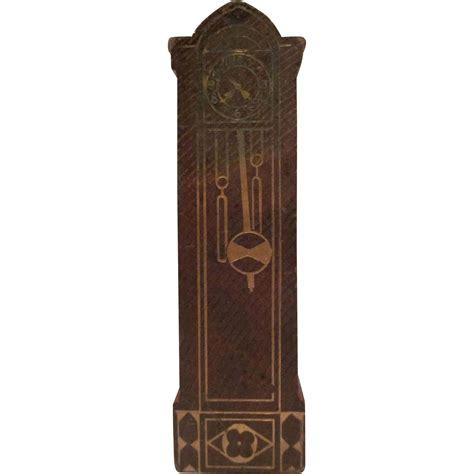 1 4 dollhouse furniture strombecker 3 4 quot grandfather clock dollhouse furniture