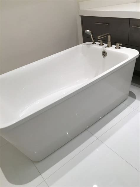Bath Tubs And Showers americh abigail 66 215 34 freestanding bathtub