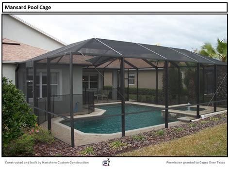 Outdoor Screen Enclosure Pool Enclosure Houston Tx Builder Of Outdoor Pool
