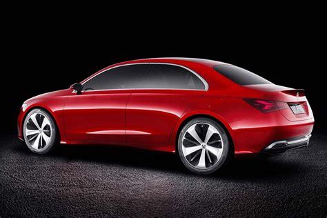 mercedes concept mercedes concept a sedan 2017 la classe a berline en