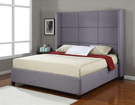 Modern Headboards For King Size Beds by Modern King Size Bed Frames With Headboard Pinteres