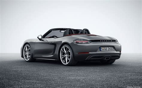 2018 porsche 718 boxster rumor review and price 2018
