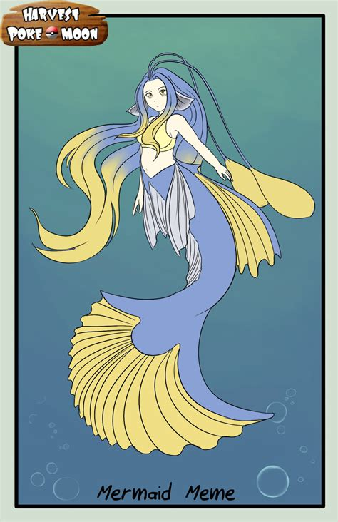 Mermaid Meme - mermaid meme prinella by yufika on deviantart
