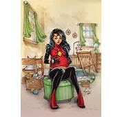 Baby On Board – Your First Look At SPIDER WOMAN 1