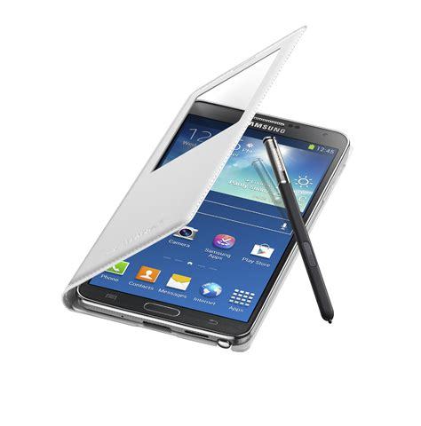 Samsung Ace Note 3 photo samsung galaxy note 3 s view cover 004 open pen classic white jpg 2354 x 2387 gallery