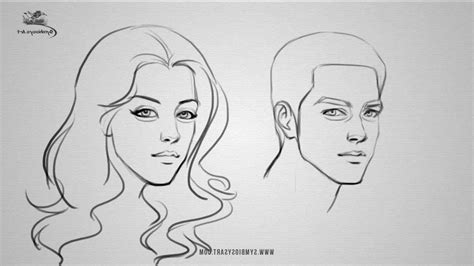 Basic Drawing Techniques For Face Drawing Artistic Basic Drawings For