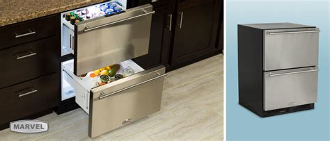 Refridgerated Drawers by 24 Quot Refrigerated Drawers Marvel Refrigeration