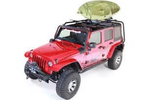 Kayak Rack For Jeep Jeep Jk Wrangler Kayak Rack Car Interior Design