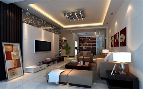 Design Of Living Room by Wall Living Room Designs 3d House Free 3d House