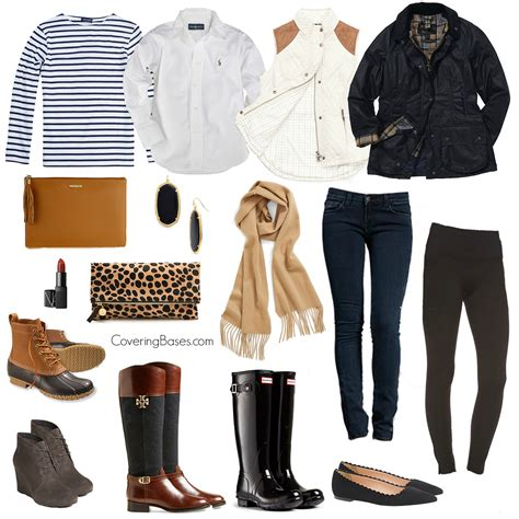 preppy guide to fall covering the bases fashion and