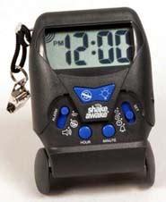 shake awake vibrating alarm clock