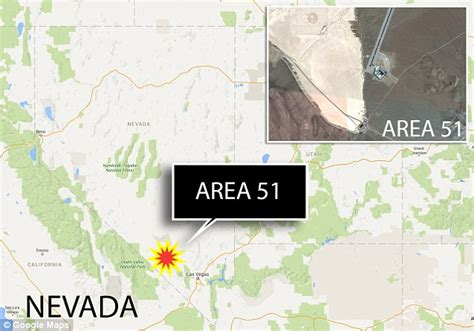 area 51 map maps has just deleted this image showing a falcon shaped ufo in area 51