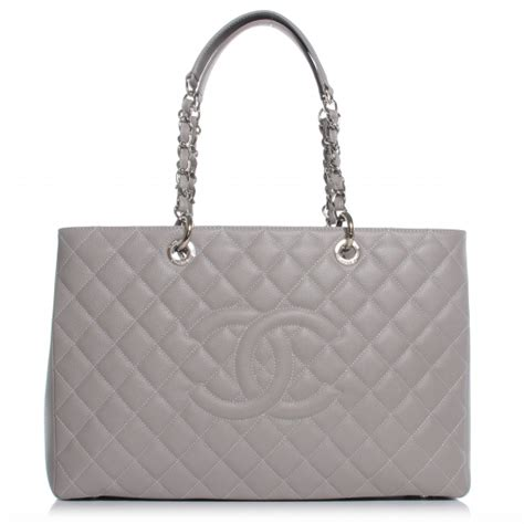 New Chanel Grand Shopper Tote Gst Leather 9931 chanel caviar xl grand shopping tote gst grey 43430