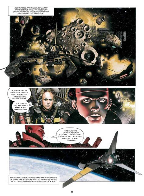 metabaron the book weapons of the metabaron