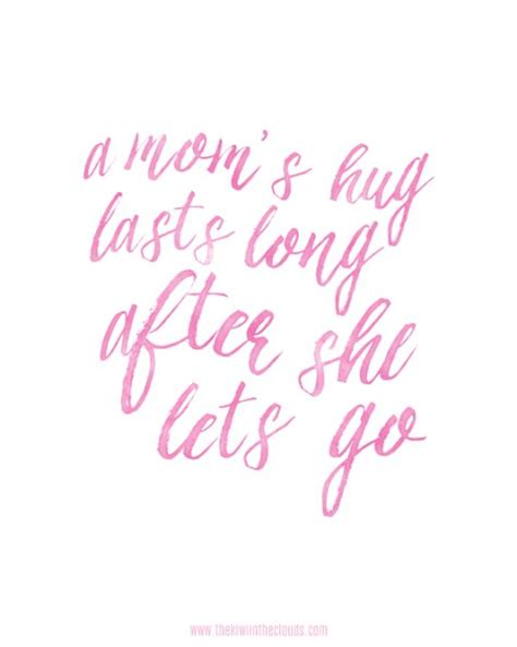 printable mother quotes free printable watercolor moms quote love this one
