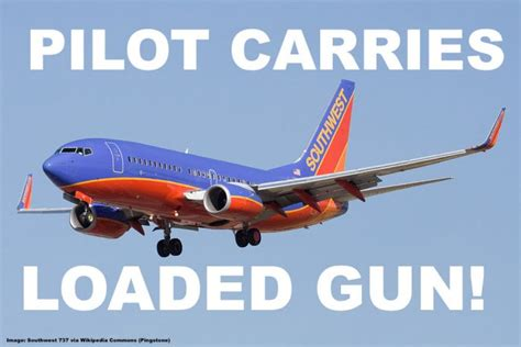 Can You Be A Pilot With A Criminal Record Southwest Airlines Pilot With Loaded Gun At Albany Airport Tsa Checkpoint