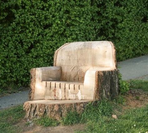 stump chair 20 recycle tree stump ideas page 3 of 3