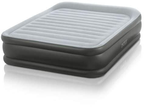 intex  premium comfort dura beam queen airbed