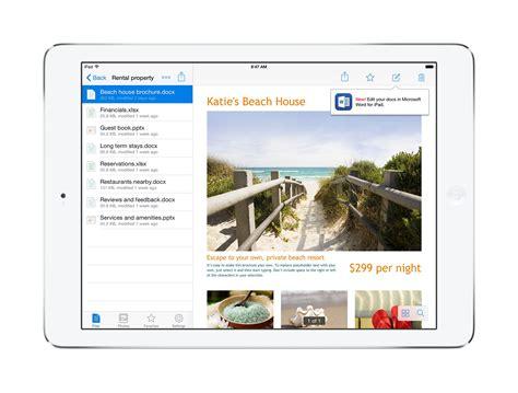 dropbox app for mac office ipad dropbox 9to5mac