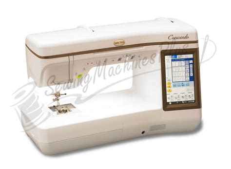Baby Lock Quilting Machine Reviews by Baby Lock Crescendo Deluxe Sewing And Quilting Machine Blcr