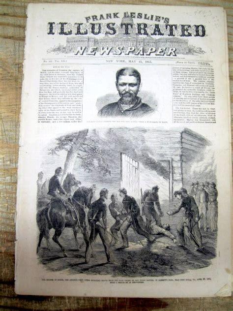 killing lincoln book report 1865 leslies illustrtd newspaper wilkes booth killed