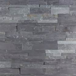 Wave Wall Mural parement en ardoise grise 233 p 2 3cm indoor by capri