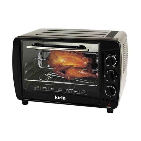 Daftar Microwave Kirin jual kirin kbo 350ra 35 l abu abu oven elektrik