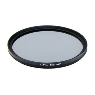 Optic Pro Nd 08 Filter 55mm by Optic Pro Cpl 55mm Gudang Digital