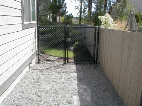 dog runners for backyards dog run with pea gravel and gate blossom ys dog run