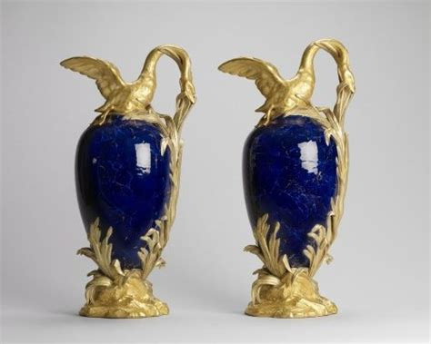 Bros Swan Lapis Green 17 best images about sevres on antiques porcelain vase and louis xvi