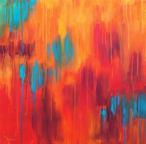southwest colors paintings by theresa paden abstract painting in bright