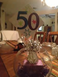 50th birthday centerpieces for centerpiece 50th birthday nisey