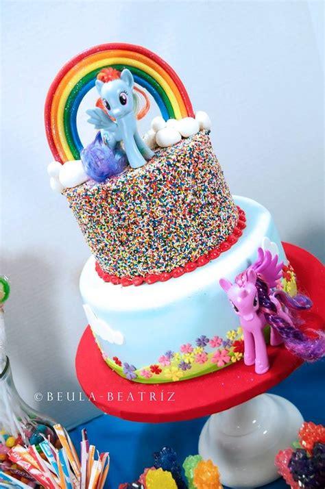 pony cake cakecentralcom